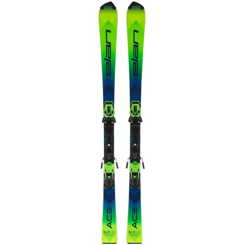 Горные лыжи детские без креплений Elan Slx Team Plate (21-22), 145 см