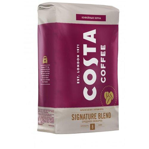 coffee 1889 premium blend 1 kg Кофе Costa Coffee Signature Blend,с нотками ореха(сред обжар) в зернах,1 кг