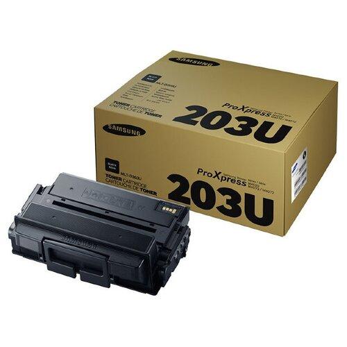 Фото - Лазерный картридж Samsung MLT-D203U / SEE Black картридж bion bcr mlt d203u black для samsung sl m3820 4020 m3870 4070