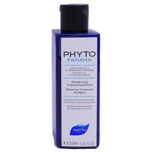 Фото - Phytosolba Шампунь для волос себорегулирующий Phytopanama Shampooing Traitant Equilibrant 250мл шампунь для волос kertyol p s o shampooing traitant keratoreducteur 125мл