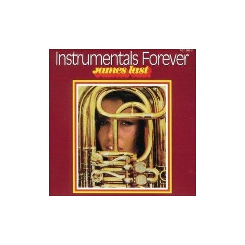 Фото - Компакт-диски, Polydor, JAMES LAST - Instrumentals Forever (CD) ellis james tandy shawn of skarrow