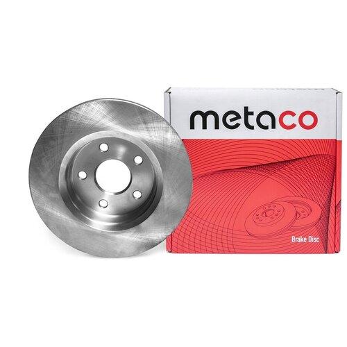 Диск тормозной передний вентилируемый Metaco 3050-301