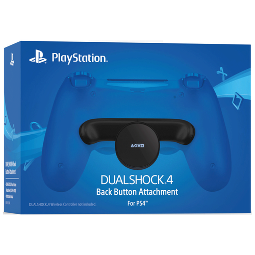 Sony Накладка с задними кнопками DualShock 4 Back Button Attachment черный