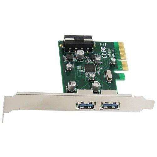 Контроллер Orient AM-31U2PE-2A PCI-Ex - 2ext x USB 3.1 Gen2 Type-A oem 30046