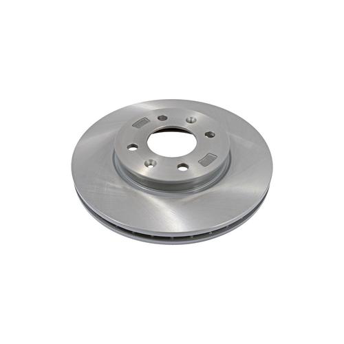 NIBK rn11002 (517120U000 / RN11002) диск тормозной Hyundai (Хендай) solaris 1.6 2010 - Kia (Киа) Rio (Рио) 1.6 2012 - Hyundai (Хендай) solaris 1.4 2010 - (Комплект 2 штуки)