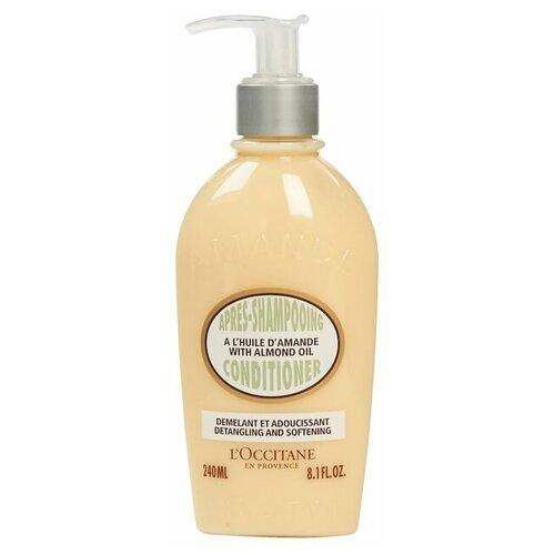 Купить L'Occitane en Provence кондиционер для волос Almond с миндальным маслом, 240 мл