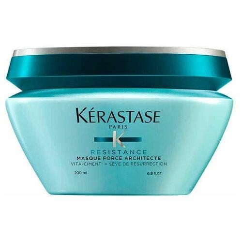 Kerastase Resistance Force Architecte [1-2] Восстанавливающая маска для сильно поврежденных волос, 200 мл