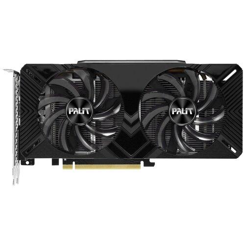 Видеокарта Palit GeForce RTX 2060 Dual 6GB (NE62060018J9-1160A-1), Retail