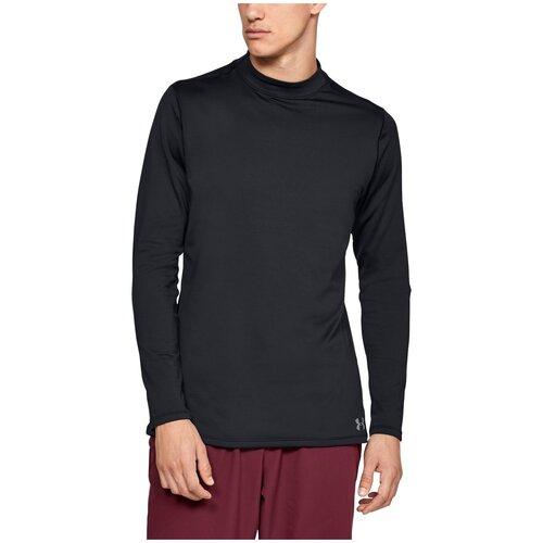 Футболка Under Armour размер MD, 001 black/charcoal футболка under armour размер yxs black 001