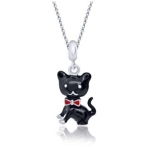 UMa & UMi Детский серебряный кулон подвеска Котик UMI Pets 319555900614