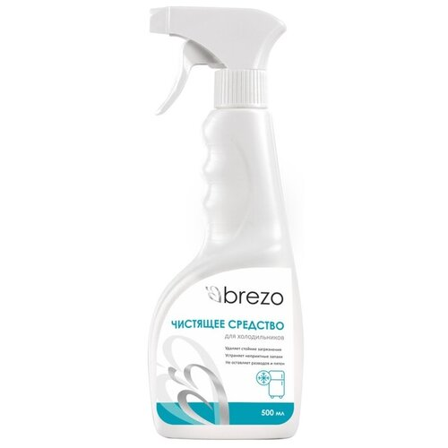 Фото - Чистящее средство для холодильников и морозильных камер Brezo Мята 500 мл 97039 средство для микроволновых печей brezo 97041