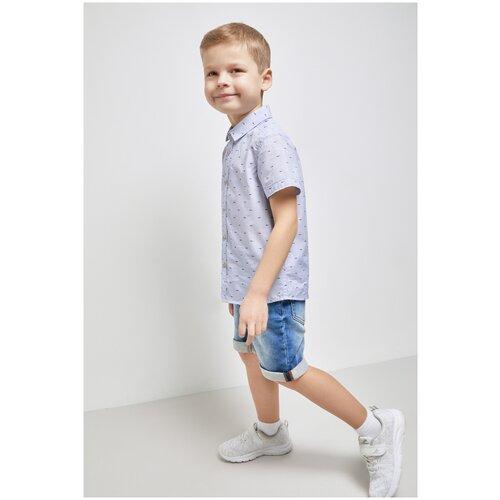 Купить Джинсовые шорты для мальчиков размер 116, синий, ТМ Acoola, арт. 20120420057, Шорты