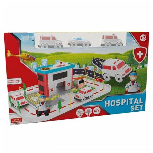 Набор игровой Terides Больница Т4-070