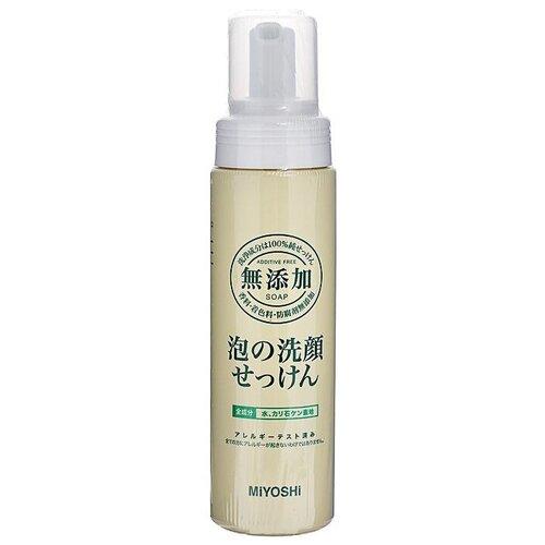 Miyoshi пенящееся средство для умывания на основе натуральных компонентов, 200 мл недорого