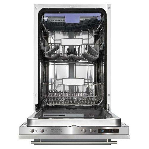 Фото - Встраиваемая посудомоечная машина Leran BDW 45-106 посудомоечная машина leran cdw 55 067 white