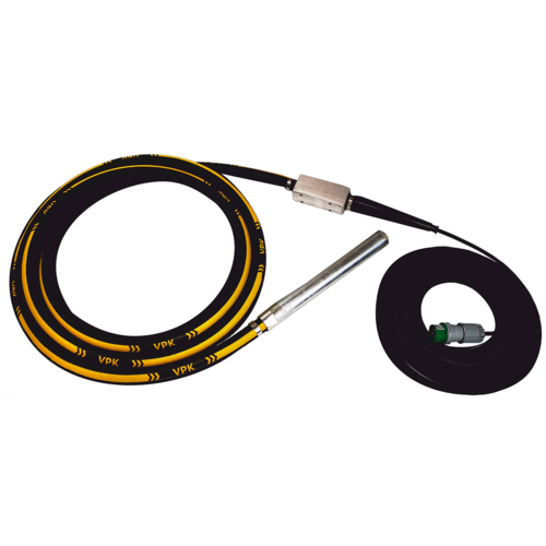 Электрический глубинный вибратор высокочастотный ВПК Механизация 36T