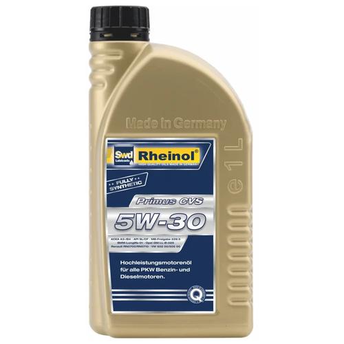 Синтетическое моторное масло Rheinol Primus CVS 5W-30 1л