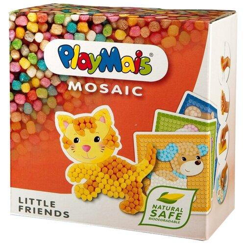 Купить PlayMais Мозаика Маленькие друзья