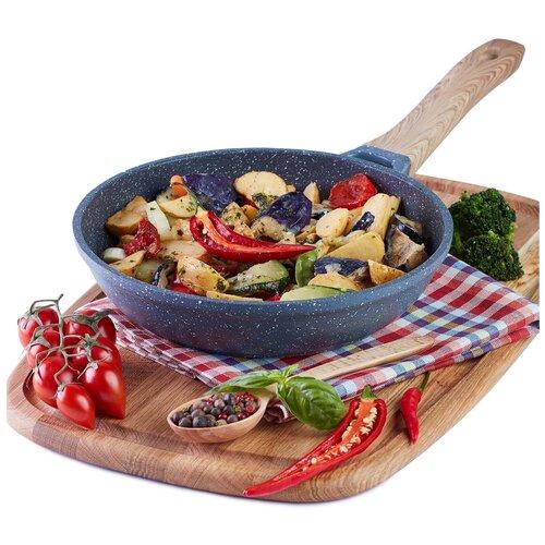 Сковорода Appetite Grey Master литая 24 см