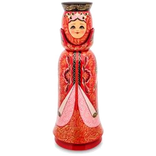 брелок art east 18 см Коробка для бутылок Art East Елизавета (МР-25/ 48-B), красный
