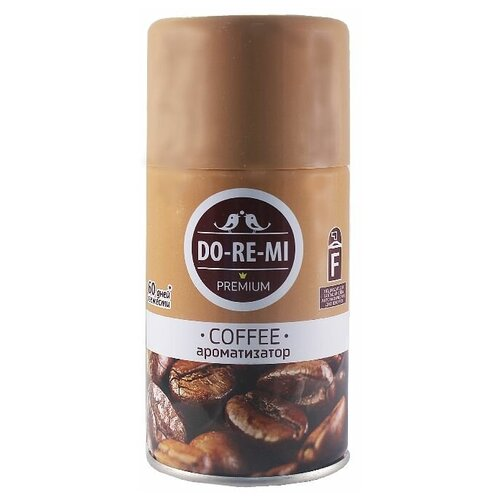 ДО-РЕ-МИ сменный баллон Premium Coffee 250 мл 1 шт.