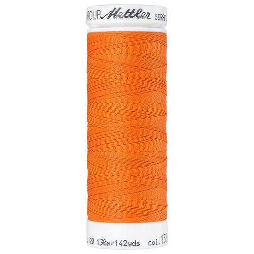 Купить Нить для эластичных тканей SERAFLEX 120, 130 м 100% полиэстер 1335 ( 7840-1335 ), AMANN GROUP Mettler, Нитки