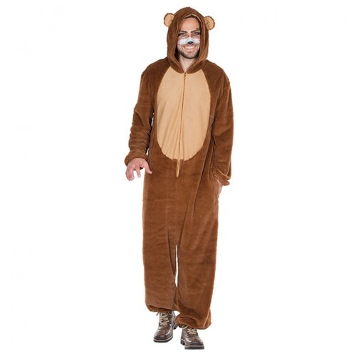 Фото - Костюм бурого медведя, размер 46-48. (11715) костюм бурого медведя размер 46 48 11715