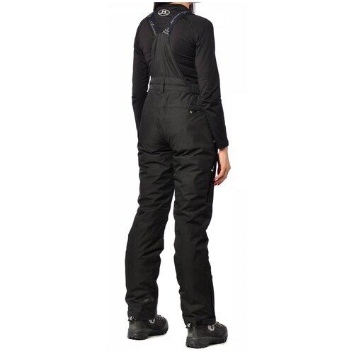 Горнолыжные брюки женские AZIMUTH 7916 (Черный/46)