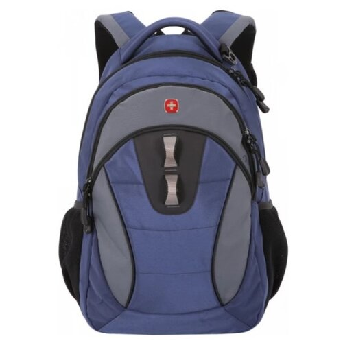 Рюкзак SWISSGEAR SA16063415, синий/серый