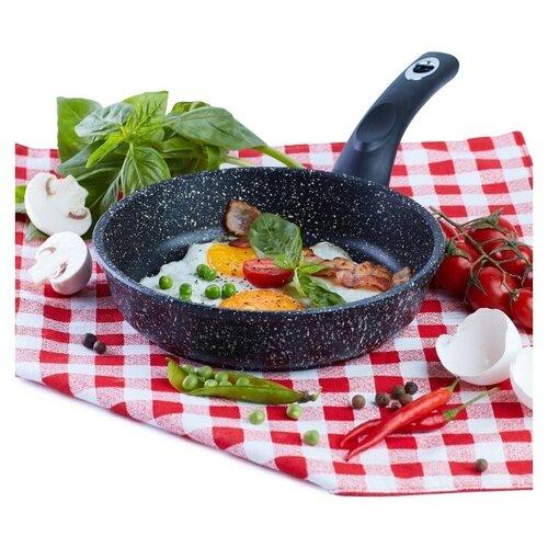 Сковорода Традиция Гранит литая 22 см декор 20 30 традиция ad a178 8234 32