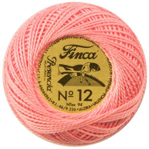 Купить Мулине Finca Perle(Жемчужное), №12, однотонный цвет 1729 53 метра 00008/12/1729, Мулине и нитки для вышивания