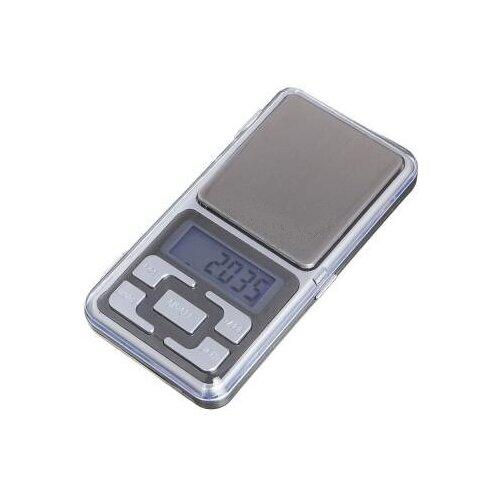 Весы портативные электронные, ЖК-дисплей, максимальная нагрузка до 500гр, VETTA