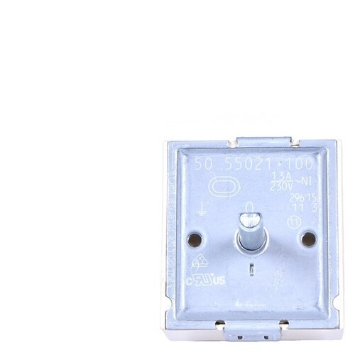 Регулятор мощности конфорки для электроплит Ariston (Аристон), Indesit (Индезит), Ardo (Ардо).