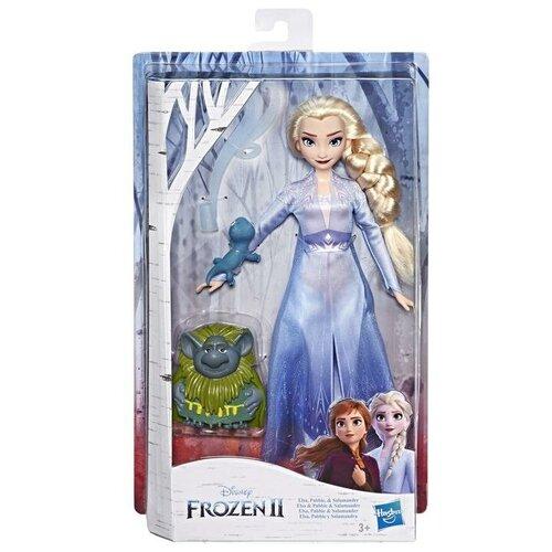 Кукла Hasbro Disney Frozen Холодное сердце 2 E5496 Эльза