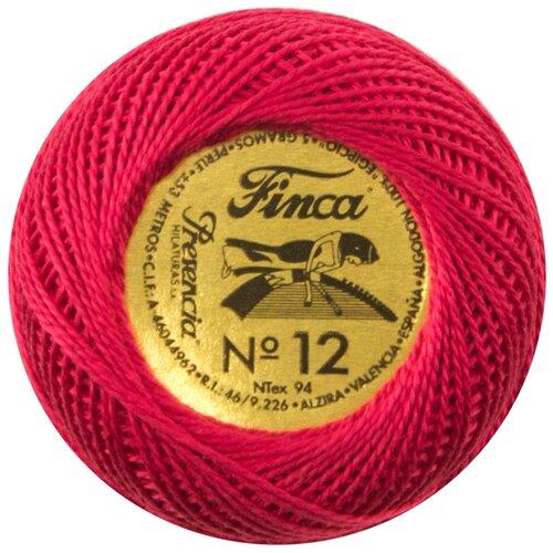 Купить Мулине Finca Perle(Жемчужное), №12, однотонный цвет 2333 53 метра 00008/12/2333, Мулине и нитки для вышивания