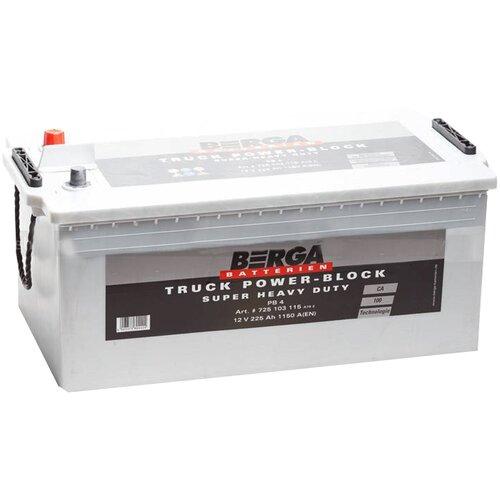 Аккумулятор для грузовиков Berga PB 4