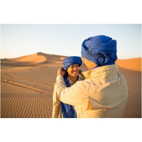Мужская рубашка с длинными рукавами для треккинга в пустыне DESERT 500, размер: S, цвет: Капучино/Коричневый FORCLAZ Х Декатлон