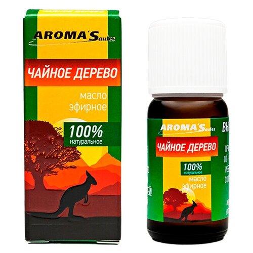 AROMA'Saules эфирное масло Чайное дерево, 10 мл