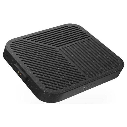 Фото - Беспроводное зарядное устройство ZENS Modular Single Wireless Charger 15W. Цвет: черный. беспроводное зарядное устройство baseus cobble wireless charger 15w черный bs w501