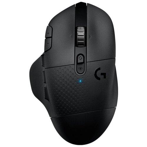 Беспроводная мышь Logitech G G604, черный мышь logitech g g604 black wireless черный