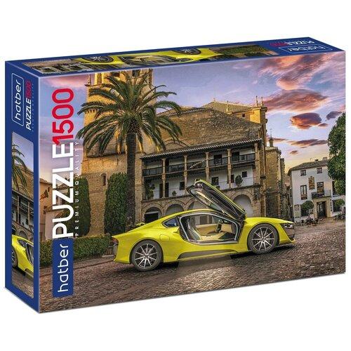Пазл Hatber Premium АвтоЛюкс 1500 элементов А1 формат 830Х580 мм