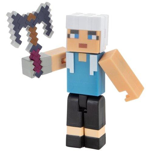 Фигурка Mattel Minecraft Подземелье Грета GTT57