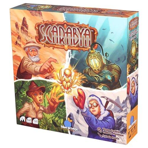 Настольная игра Blue Orange Scarabya