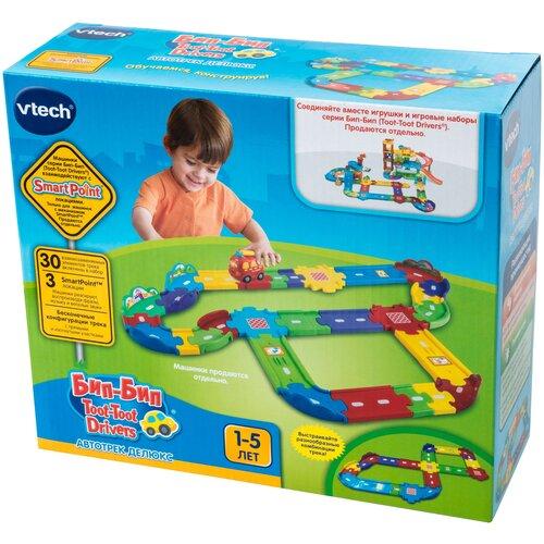 Трек VTech Бип-Бип Toot-Toot Drivers Делюкс (80-148126) toot