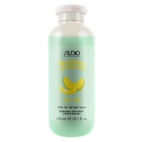 Kapous Professional бальзам для волос Studio Professional Aromatic Symphony Банан и Дыня, 350 мл