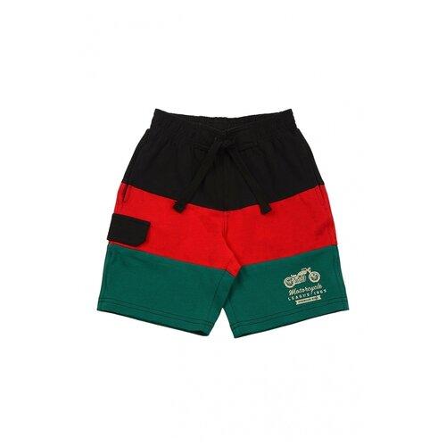 Фото - Шорты Mini Maxi, 2923, цвет зеленый/красный 2923(2)крас/зел-98 98 шорты mini maxi 4248 цвет красный 4248 2 красный 98 98