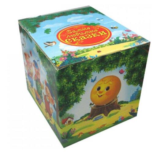Купить Шоубокс «Самые любимые сказки», ХГМ ГРУПП, Детская художественная литература