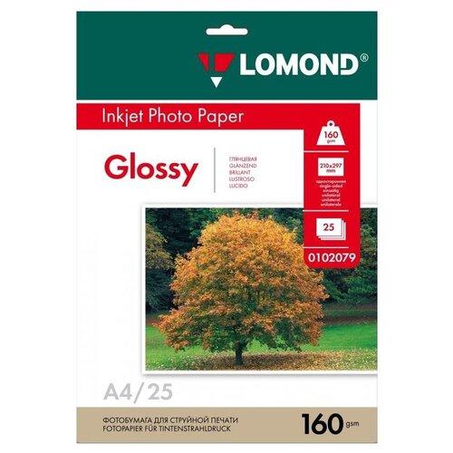 Фото - Бумага Lomond A4 Photo Paper 0102079 160 г/м² 25 лист., белый бумага lomond a4 photo paper 0102003 120 г м² 100 лист белый