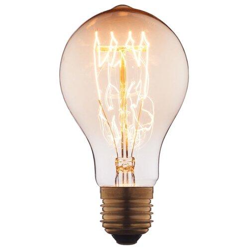 Лампочка накаливания Loft it Edison Bulb 1003-SC E27 40W