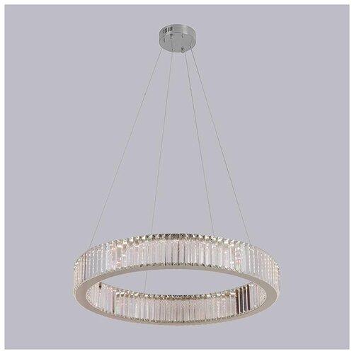 Подвесной светодиодный светильник Newport 8441/S chrome М0062801 светильник newport подвесной светодиодный 8441 s gold new m0062812